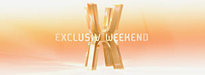1 MILLION €-CHANCE: Gewinnspiel Exclusiv Weekend