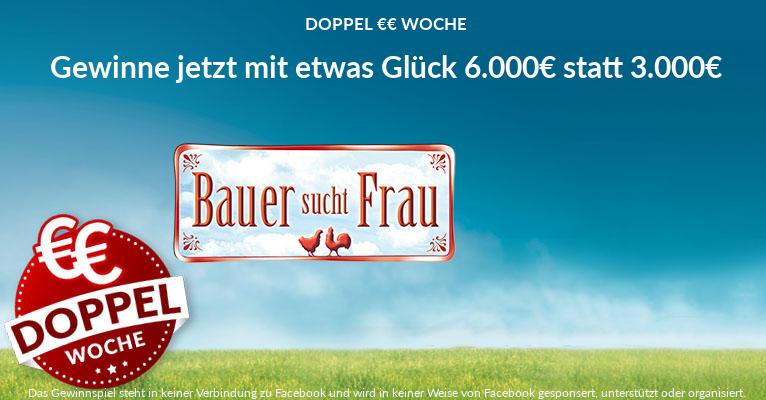 Bauer Sucht Frau Gewinnspiel Gewinner