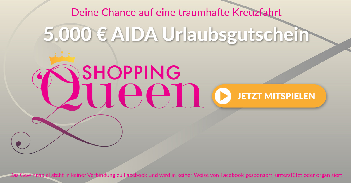 Vox Gewinnspiel Shopping Queen