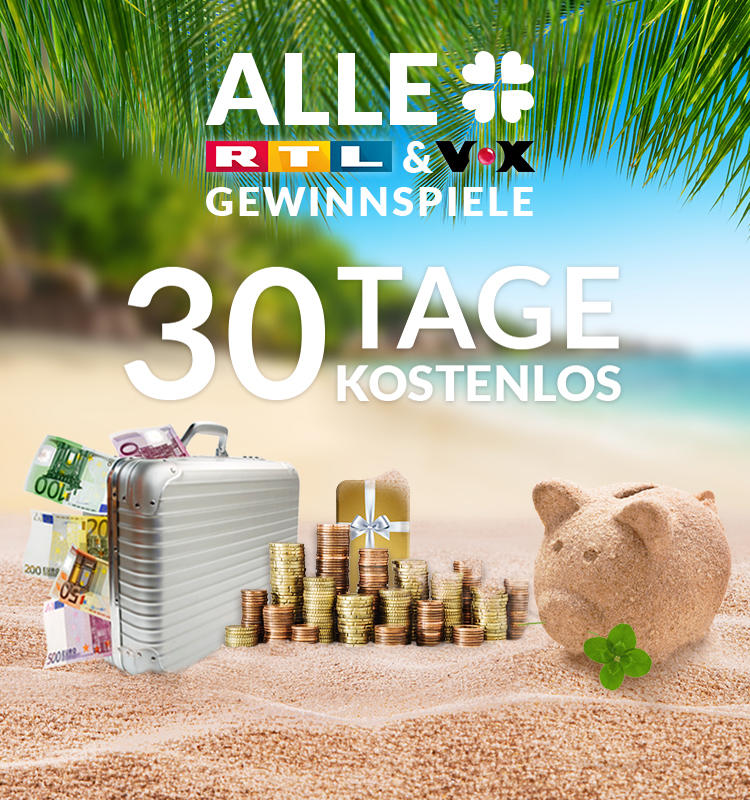 KOSTENLOSE GEWINNSPIELE RTL