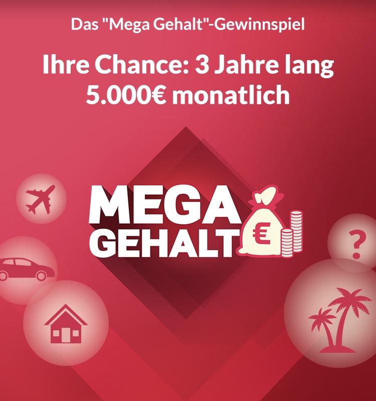 Aktuelle Mega Gehalt Gewinnspiele Von Rtl Jetzt Teilnehmen