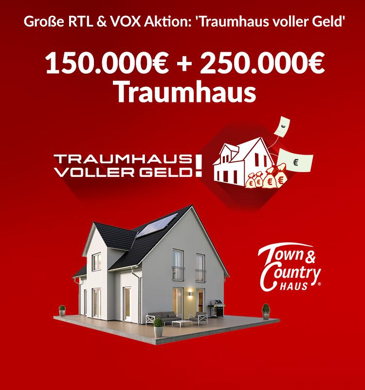 Traumhaus Voller Geld Alle Infos Zur Teilnahme Winario